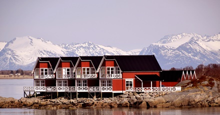 Haus in Norwegen